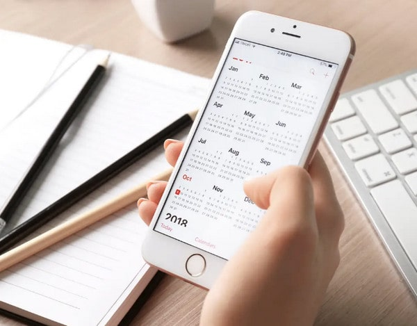 Backup iPhone Calendar to Computer
