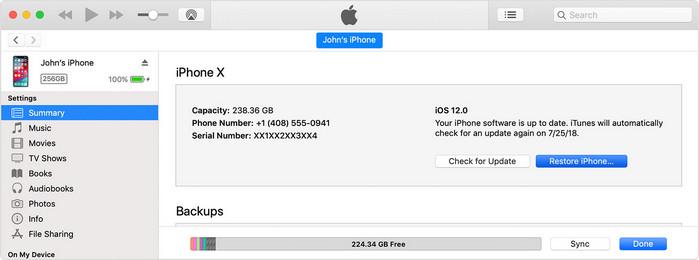 iOS Data Eraser
