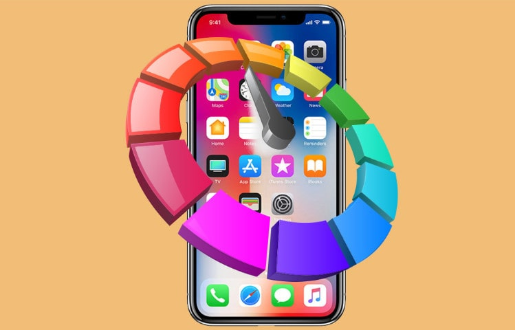 speed up iOS 13