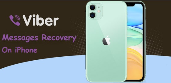 Recover Lost or Deleted Viber Messages on iPhone