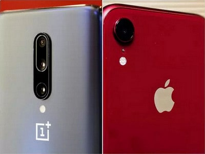 Transfer Contacts from iPhone to OnePlus 7T
