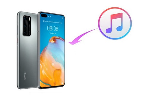 Transfer Music from iTunes to Huawei Android Phone