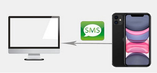 Transfer Text Messages from iPhone to Computer Instantly