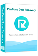 Product box of panfone data recovery