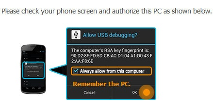 How to Fix the Problem if PanFone Doesn't Detect the Android